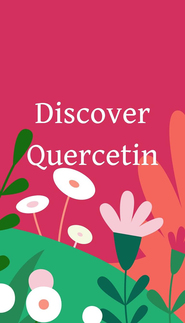quercetin supplements uk europe
