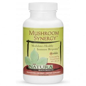 Mushroom Synergy (Formerly Immucare II) 180 Caps - Natura
