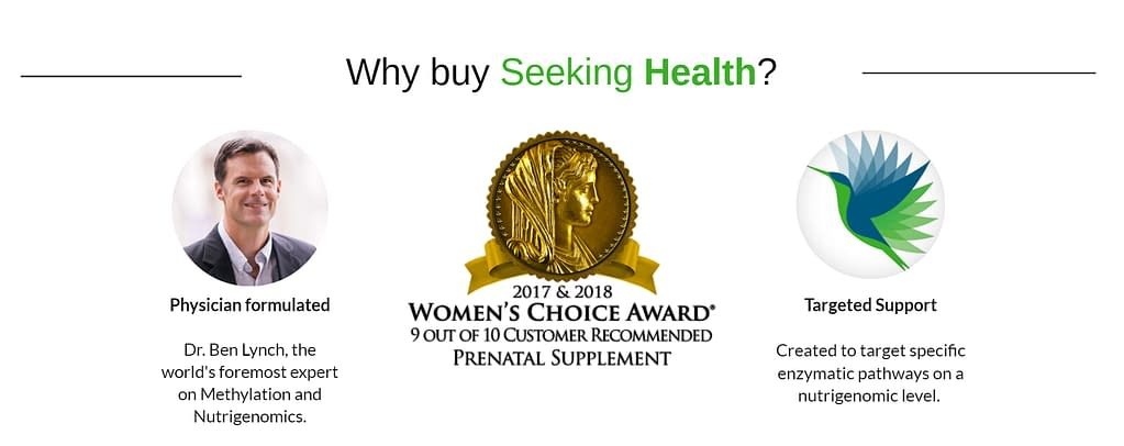 Why buy from Seeking Health