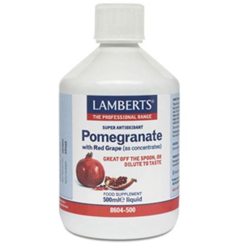 Liquid Pomegranate Concentrate 500ml - Lamberts - SOI*