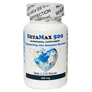 Beta Max 500 mg 60 caps - Chisolm Biological Labs