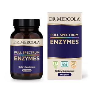 Dr Mercola Digestive Enzymes