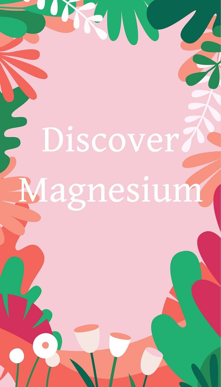 magnesium supplements uk europe