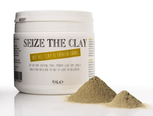 Seize the Clay - 454g - whytheface